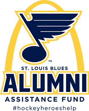 Blues Alumni Assistance Fund Logo